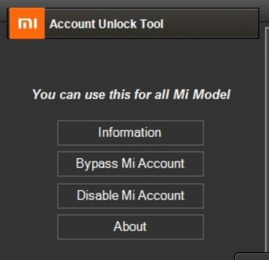 Download Mi Account Unlock Tool 2019 | Remove Mi Cloud