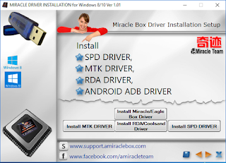 Miracle Box All Drivers