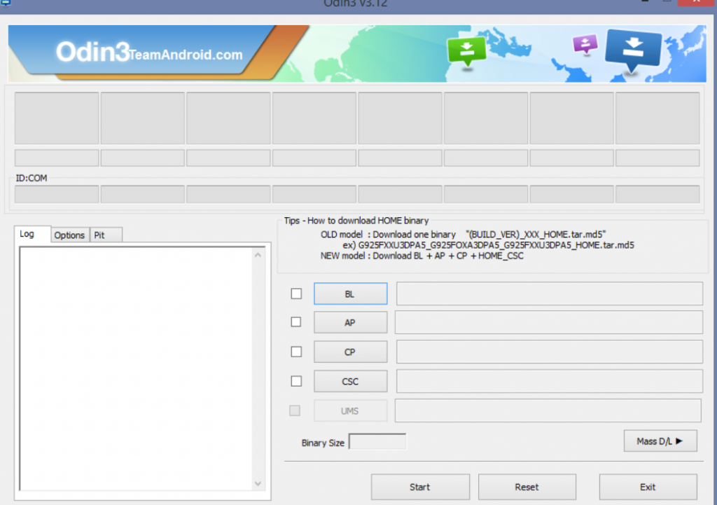 Download Samsung Odin Latest Version