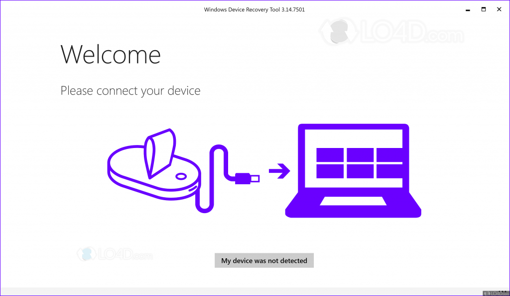Download Windows Phone (Device) Recovery Tool