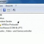 MT65xx Preloader USB VCOM Drivers