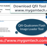 Qualcomm Flash Image Loader Qfil Tool