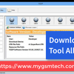 Download YGDP Flash Tool Latest