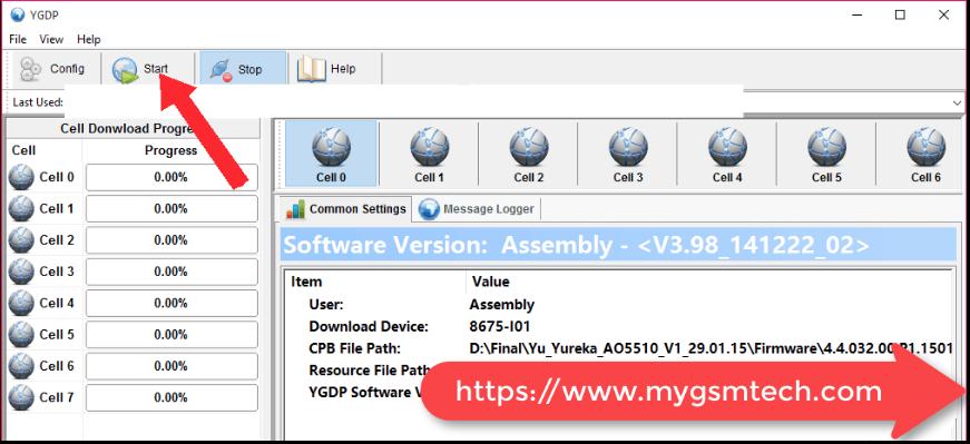 YGDP Tool_Start