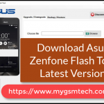 Download Asus Flash Tool