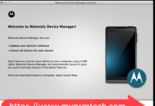Motorola Device Manager Latest Version (2020) Free Download