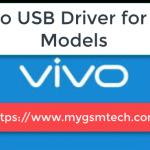 Download Vivo All USB Drivers