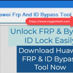 Huawei FRP & ID Bypass Tool