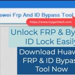 Huawei FRP & ID Bypass Tool